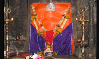 Girijatmaj Ganapati at Lenyadri